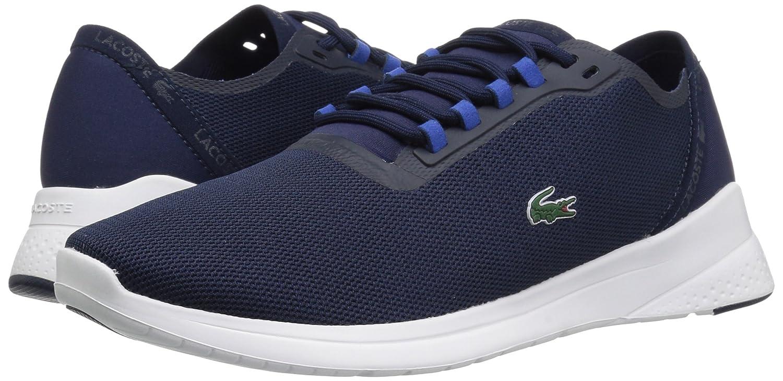 Lacoste Women's LT Fit 118 4 SPW Sneaker B071GQ3XWR 7.5 B(M) US|Nvy/Dark Blu