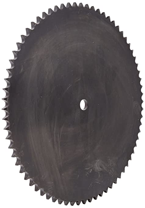 Single Strand Browning 4060X 1 1//2 Finished Bore Roller Chain Sprocket Steel 60 Teeth Regal