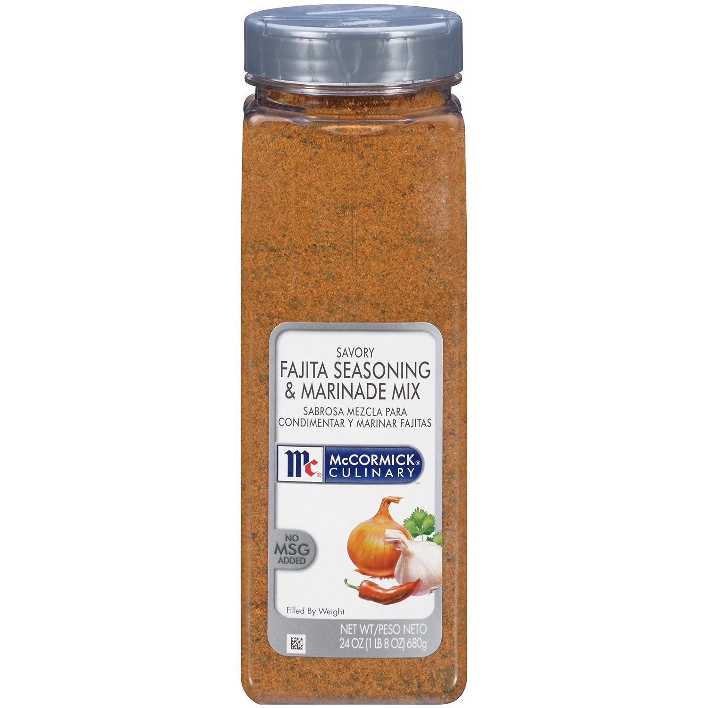 recipe: mccormick fajita marinade [6]