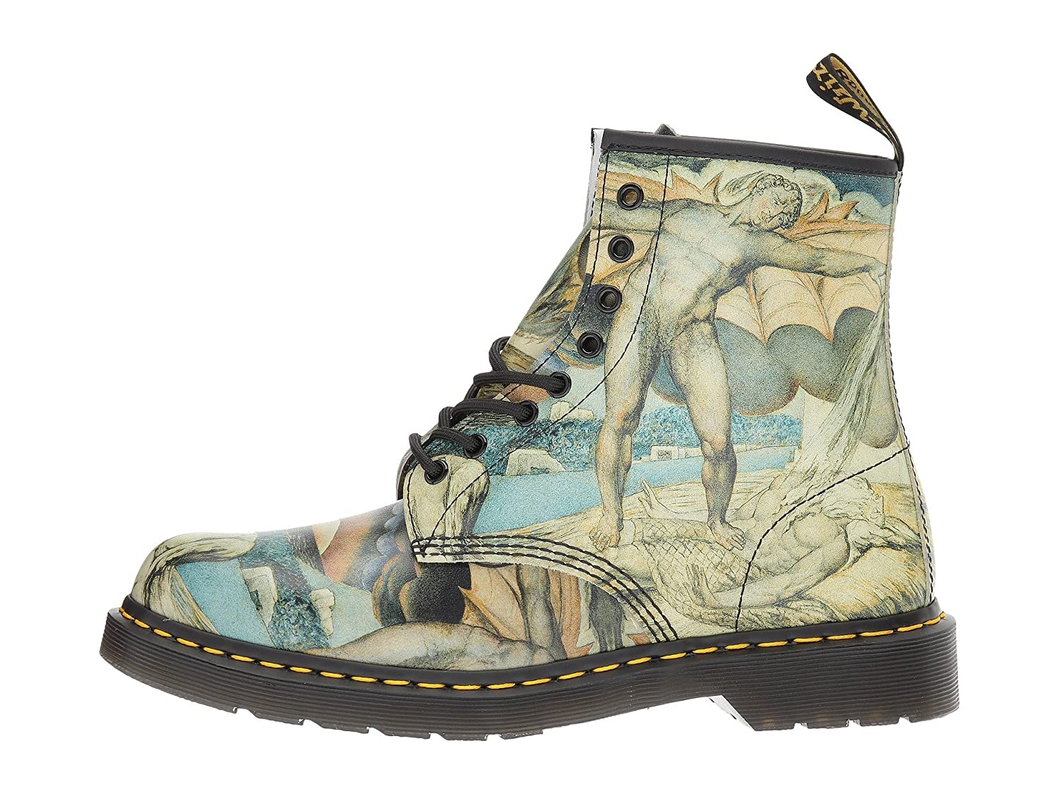 Dr. Martens 1460 22873102, Multi William Blake 22873102, 1460 Boots - d4229f