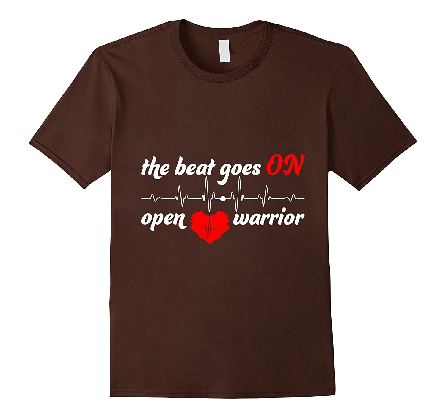 Post Heart Surgery Bypass Recovery Tshirt Open Heart Warrior-Teehay