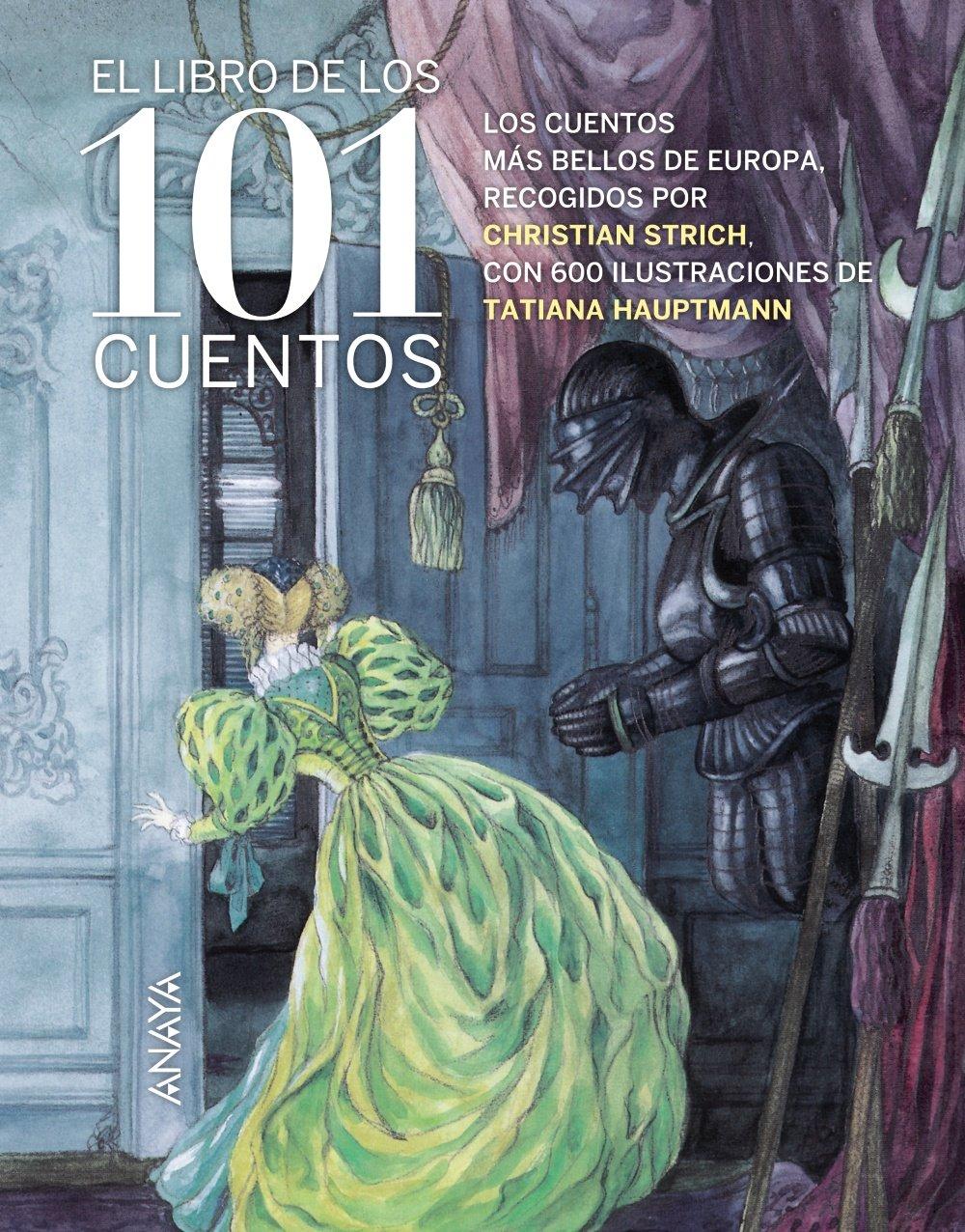 El libro de los 101 cuentos Literatura Infantil 6-11 Años ...