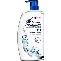 Head & Shoulders Shampooing Antipelliculaire 2 en 1 Classic 1L
