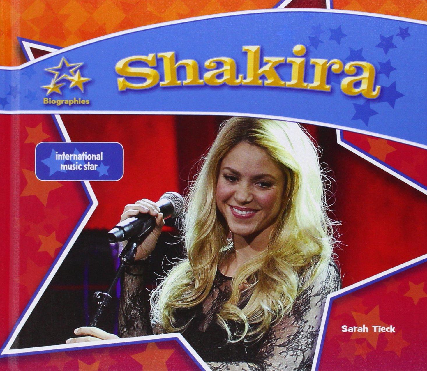 Shakira: International Music Star (Big Buddy Biographies)