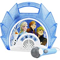 Redstring- Oficial Frozen 2 Altavoz portátil con micrófono, Multicolor (RS414018)