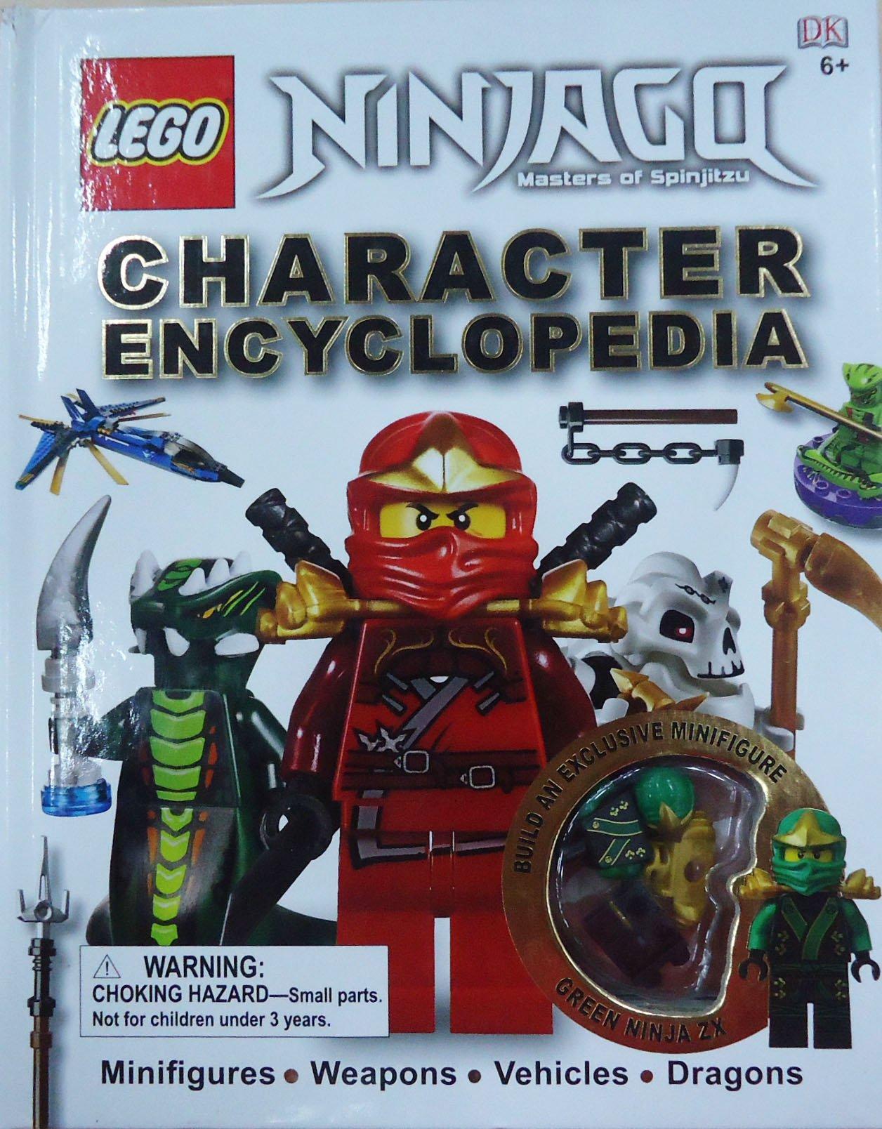 Lego Ninjago: Character Encyclopedia: Amazon.es: Claire Sipi ...
