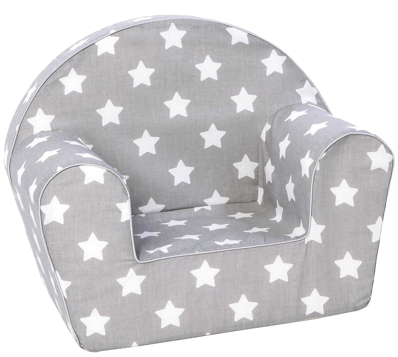 knorr toys Knorrtoys 68341 Children's Chair Stars White KNORRTOYS.COM
