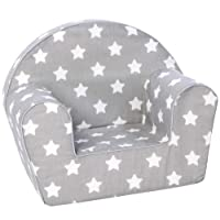 KNORRTOYS.COM Knorrtoys 68341 Stars White Kindersessel