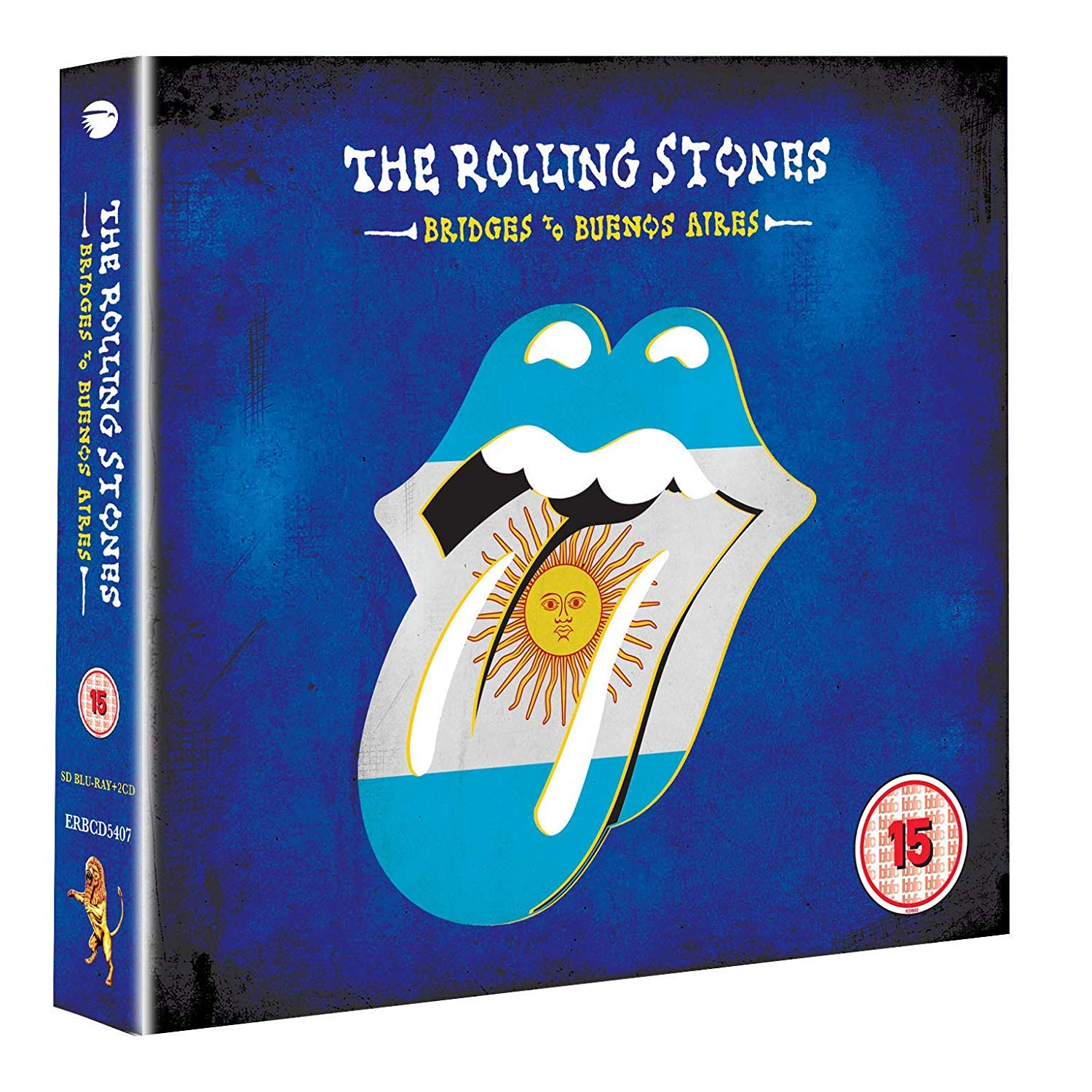 The Rolling Stones - Bridges To Buenos Aires [Reino Unido] [Blu-ray]