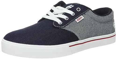 Etnies - Zapatillas de Skateboarding de Piel para Hombre Azul Denim: Amazon.es: Zapatos y complementos