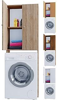 Hochschrank Buche 180 X 45 Cm Umbauschrank Waschmaschine Kuche Bad