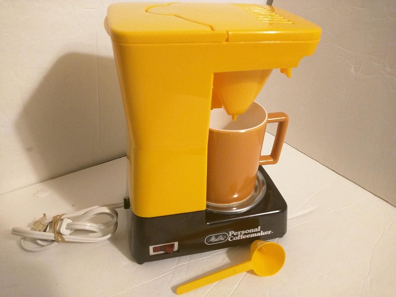 Cafetera personal vintage Melitta modelo # ACM 1: Amazon.es ...
