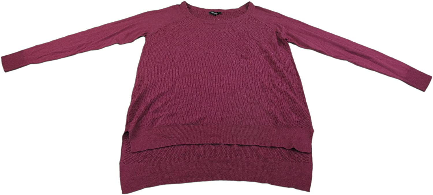The Limited Ladies Lightweight Sweater-Heather Gosford Pink