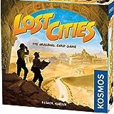 ロストシティ (Lost Cities) ボードゲーム