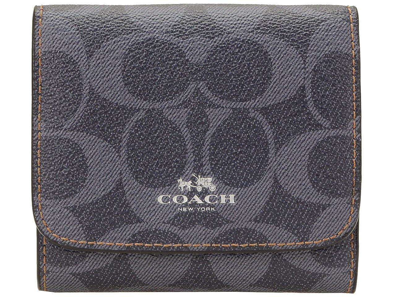 c20692a96bc3 Amazon | (コーチ) COACH 財布 二つ折り Wホック f57982 アウトレット [並行輸入品] | 財布