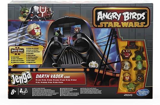 Angry Bird - Juego diseño Star Wars, Darth Vader (Hasbro A4805E24) , color/modelo surtido: Amazon.es: Juguetes y juegos