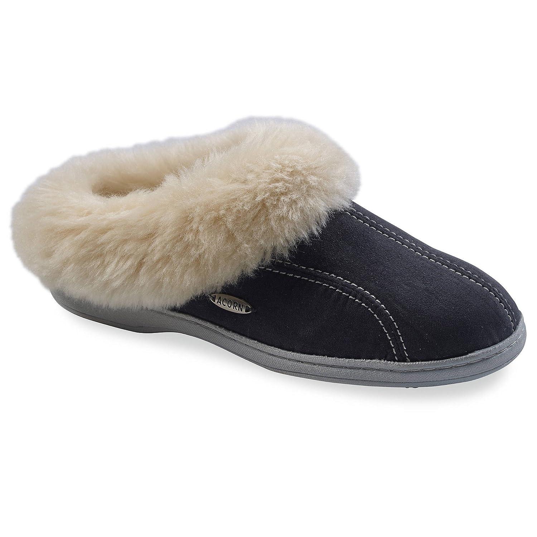 Acorn Women's Cozy Ewe Slippers & Oxy Cleaner Bundle