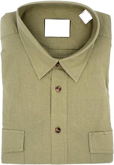 Duck Valley Trento - Camisa de manga larga para hombre (talla ...