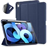 Supveco Compatible with iPad Air 4th Generation Case/for iPad air 4 Case 2020, for New iPad Air 10.9 Cases with Pencil Holder