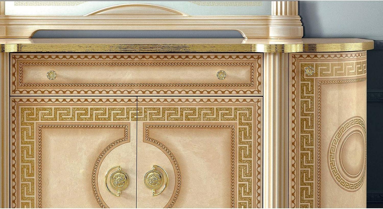 pin Finition laqu/ée Naturelle Steens Mario Commode /à 3/tiroirs Table de Chevet