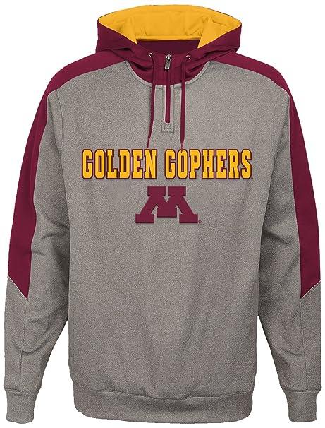 Outerstuff NCAA girls Campus Pride Full Zip Fleece Hoodie