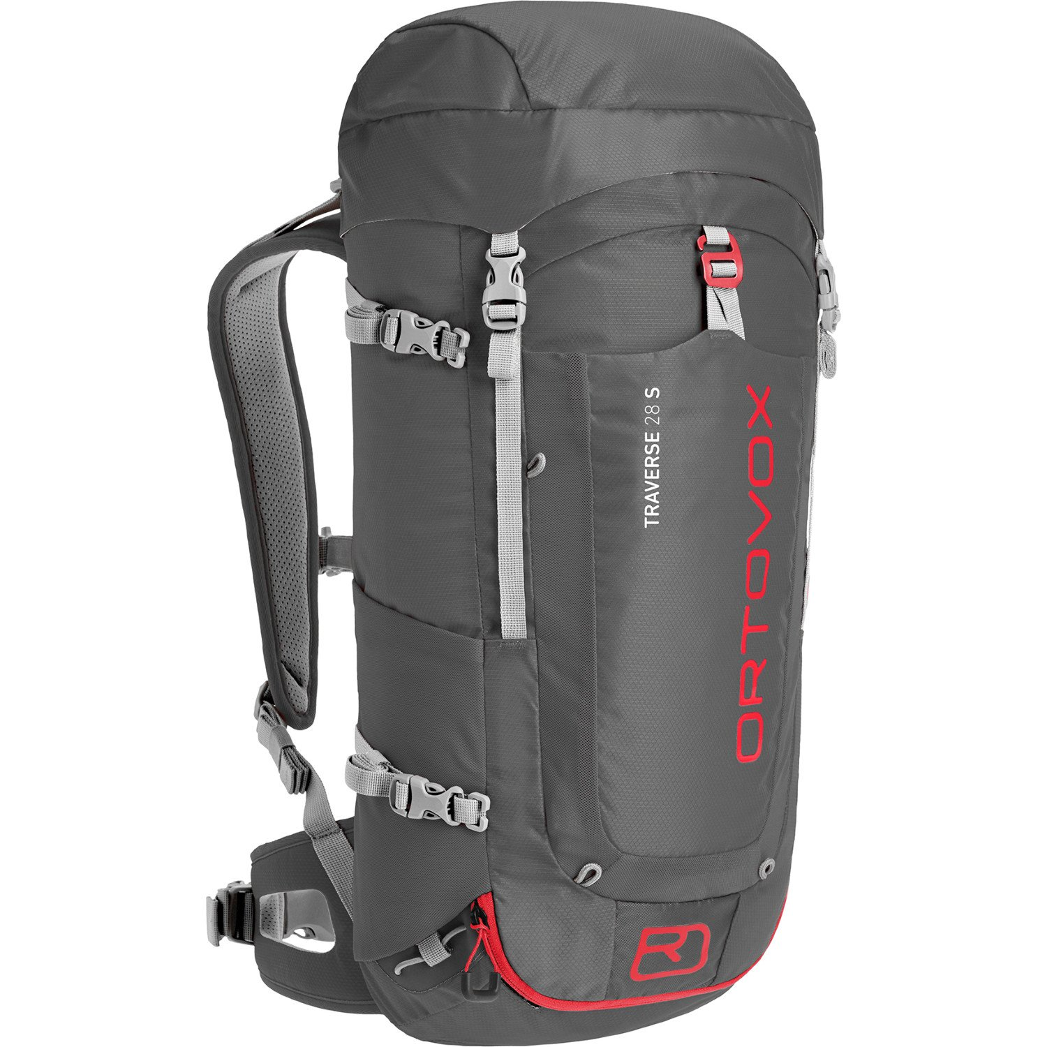 Ortovox Traverse 28 S Alpine Series Backpack - stone grey