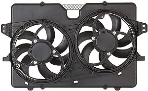 Spectra Premium CF15044 Dual Radiator Fan Assembly