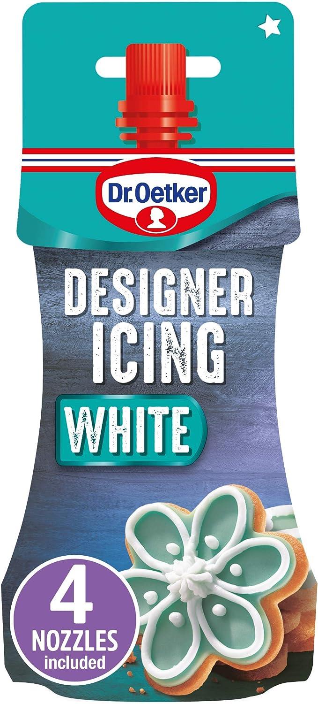 Designer Piping Icing
