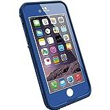 """LifeProof FRE iPhone 6 ONLY Waterproof Case (4.7"""" Version) - Retail Packaging -  SOARING BLUE (LIGHT COBALT/DARK COBALT)"""