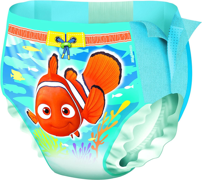 par Huggies lot de 11 Huggies Little Swimmers Taille 5-6 Nappies