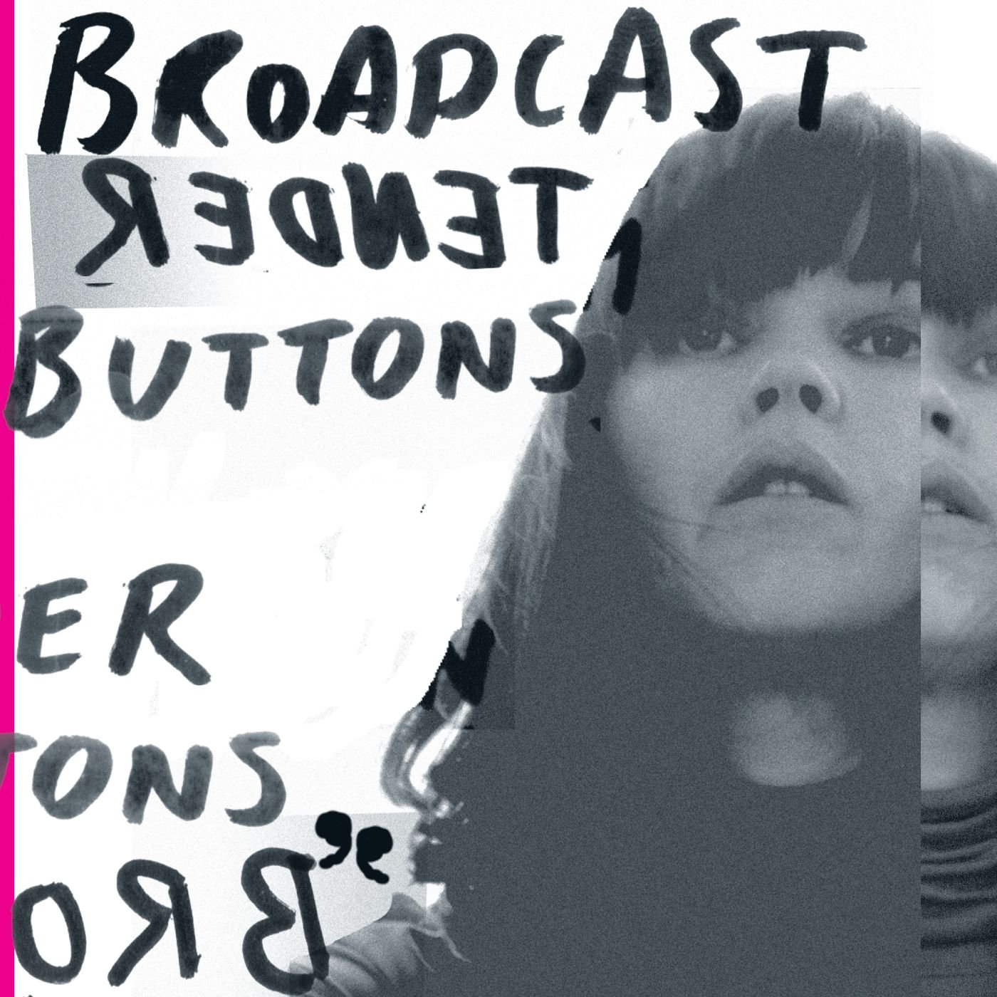 CD : The Broadcast - Tender Buttons (Jewel Case Packaging, Reissue)