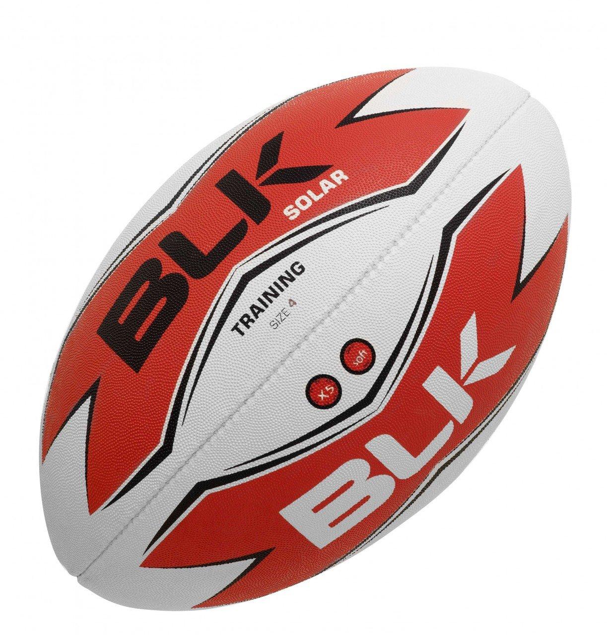 BLK Solar Ballon de Rugby Mixte UHLAA|#uhlsport