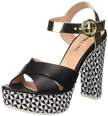 Pollini Shoes, Escarpins FemmeMulticolore -Taille 40