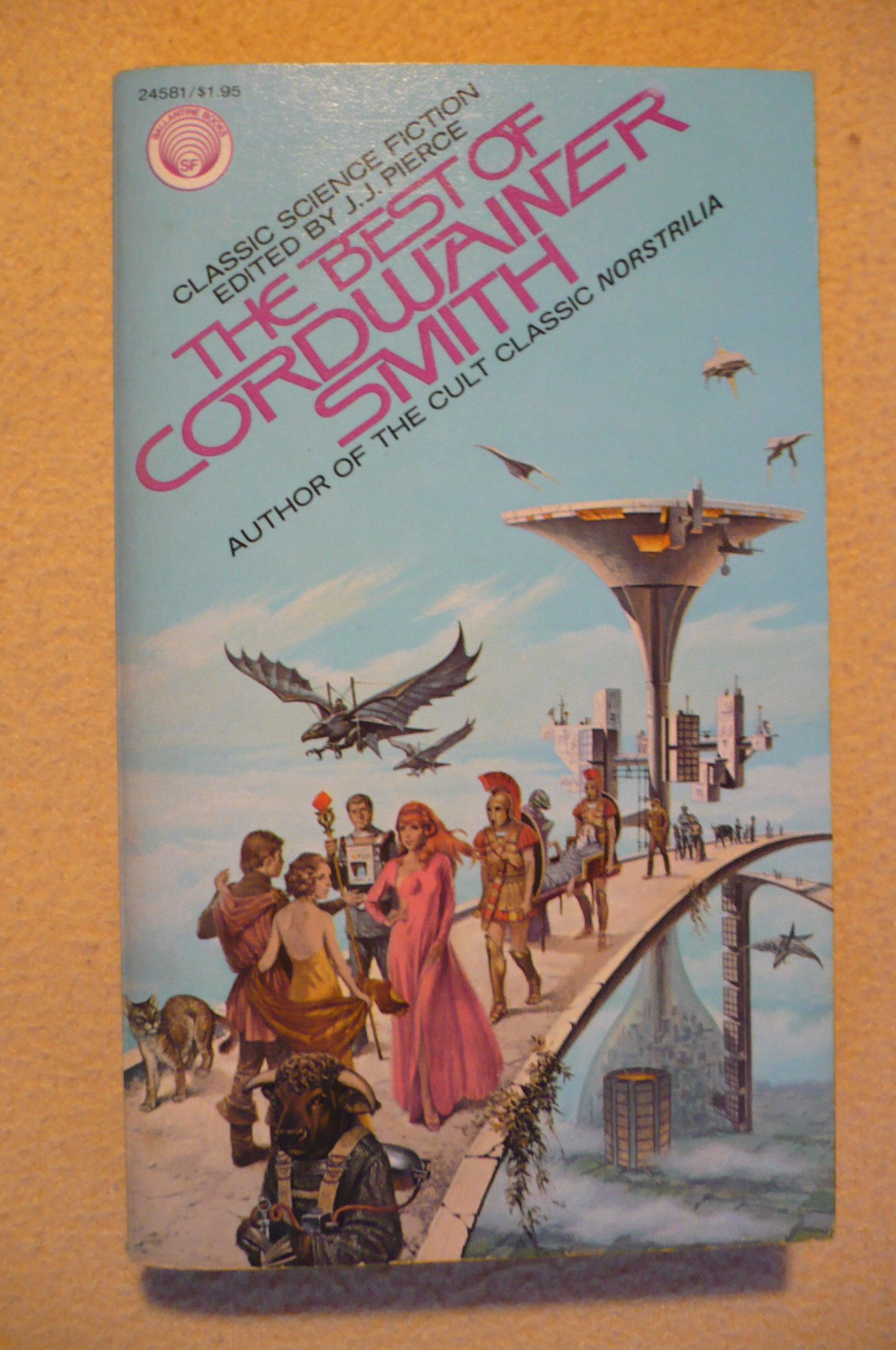 The Best of Cordwainer Smith, Cordwainer Smith