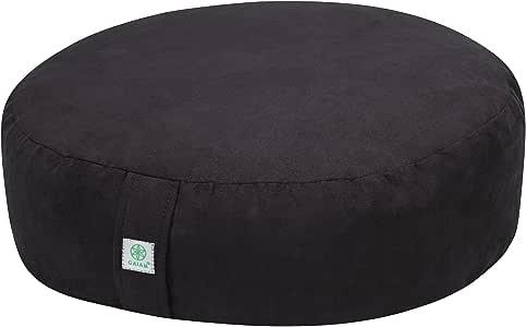 Gaiam Zafu Meditation Cushion Pillow