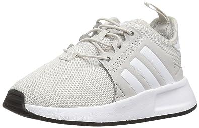 dd200e1929635 Amazon.com: adidas Originals Baby X_PLR EL Running Shoe, Grey White ...