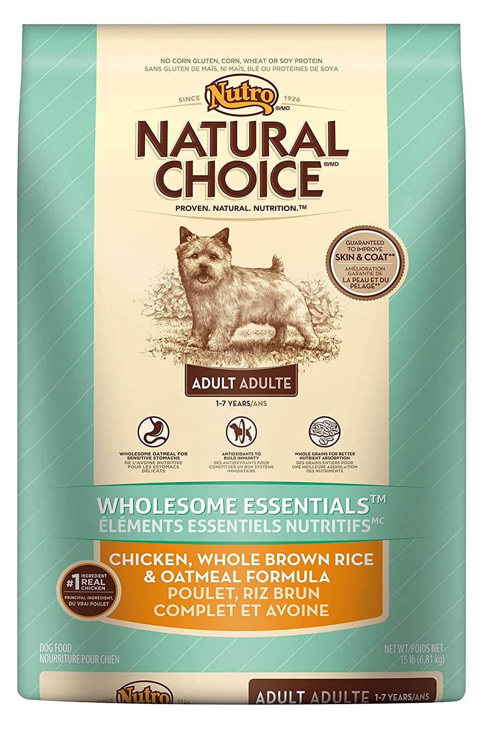 California Natural Senior Dog Food Reviews