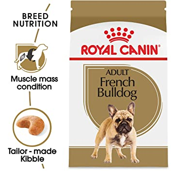 Royal Canin French Bulldog Adult Breed Specific Dry Dog Food