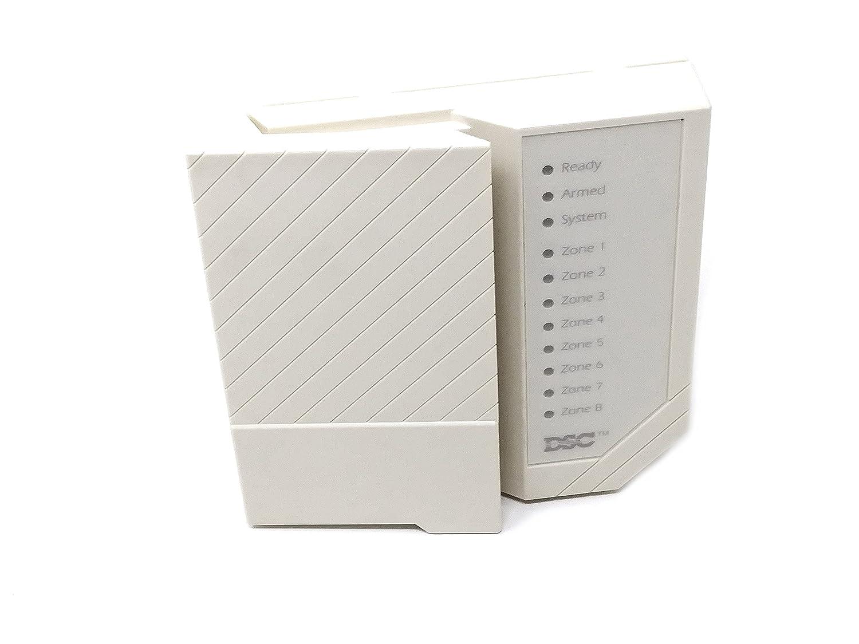Classic Style TYCO SAFETY PRODUCTS DSC PC1555RKZ 8z LED Keypad