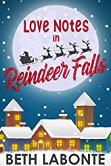 Love Notes in Reindeer Falls (A Reindeer Falls Sweet Romance Book 1) Kindle Edition