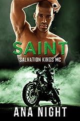 Saint (Salvation Kings MC Book 1) Kindle Edition