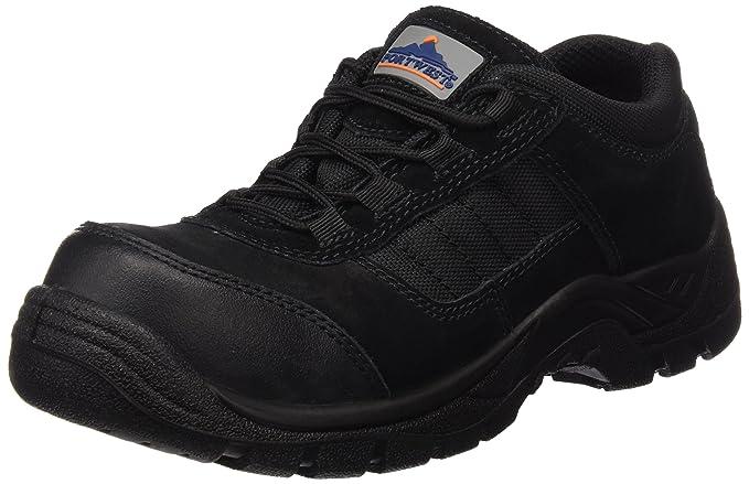 Portwest FC66 – Trouper Chaussure S1 36/3, 36, noir: Amazon.fr: Commerce,  Industrie & Science