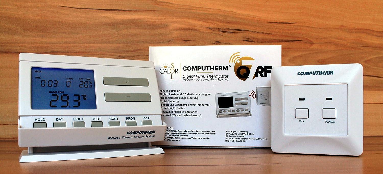 Termostat Computherm Q7 Rf Manual ...