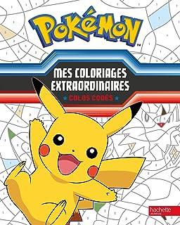Mes Coloriages Pokemon Evoli Et Ses Evolutions Amazon Co Uk