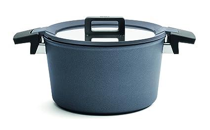 Woll 124CPI Concept Plus - Cazuela (hierro forjado, 24 cm, para ...