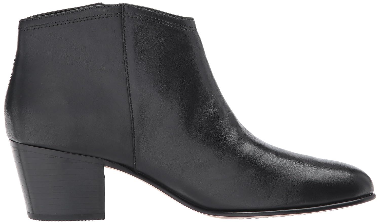 CLARKS Women's Maypearl Alice Ankle Bootie B01NCO7ENB 6 B(M) US|Black Leather