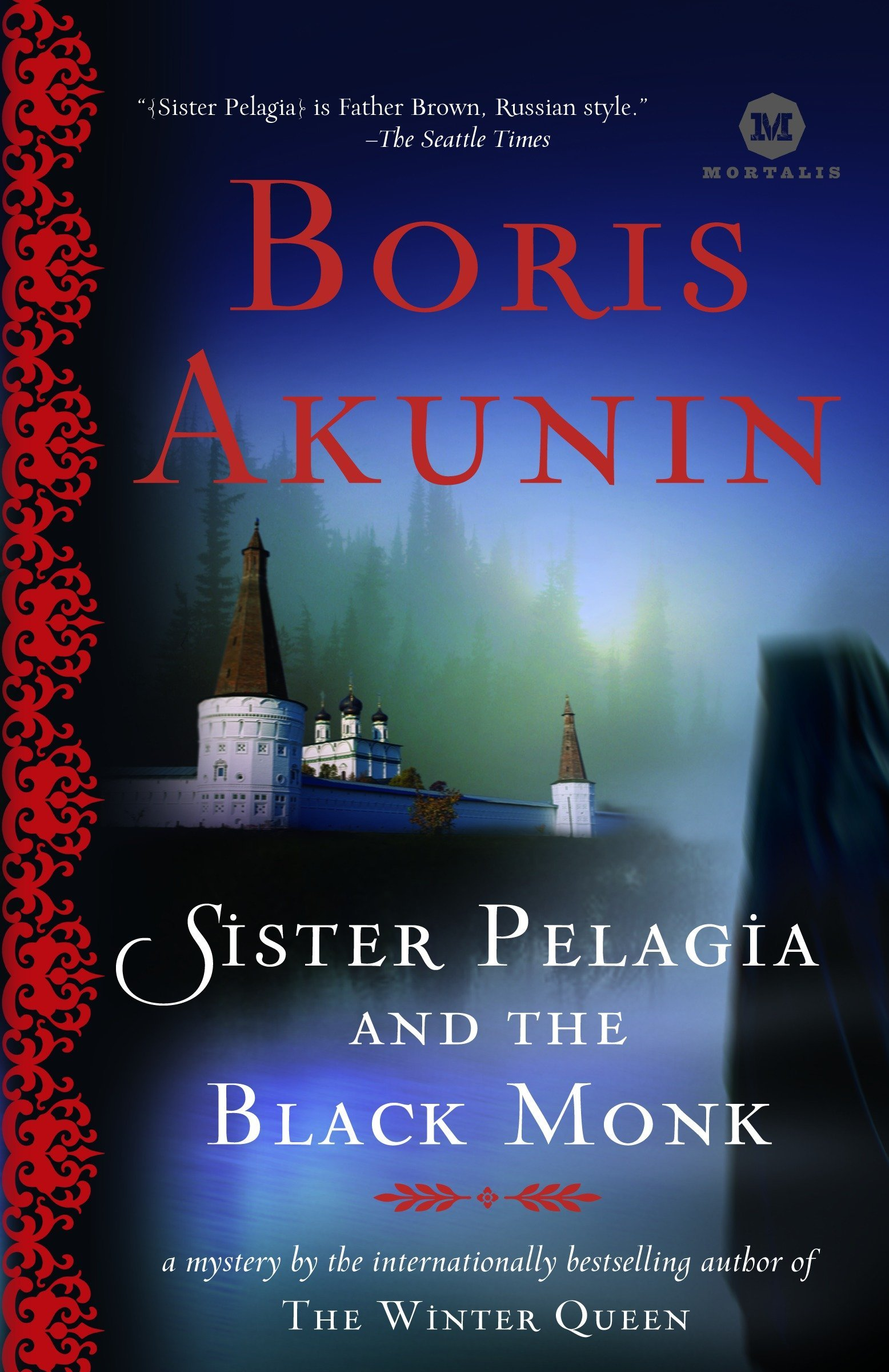 Download Sister Pelagia and the Black Monk: A Novel PDF