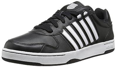 K swiss Men's White Jackson Sneakers black For All Years