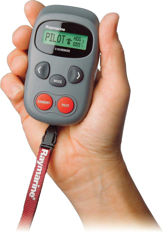 Raymarine S100 Wireless Autopilot Remote - Grey