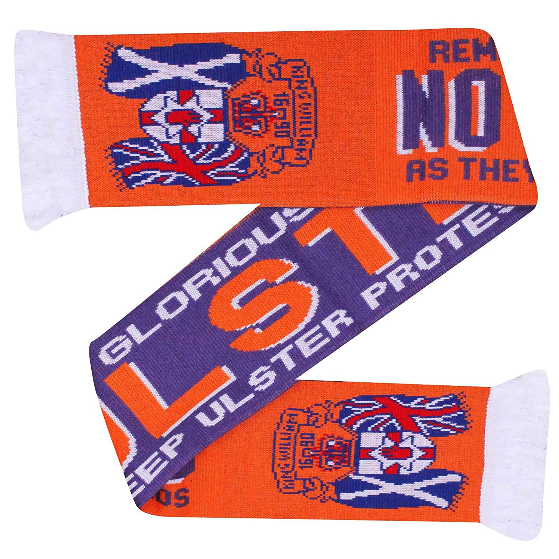 No Surrender /& Ulster Scarf
